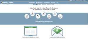 Ebesucher.de – Webseiten entdecken und Geld verdienen